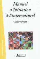 Manuel d'initiation à l'interculturel
