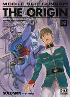 Mobile Suit Gundam - The Origin T19, Solomon - 1re partie