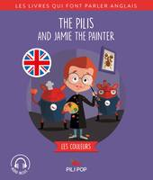 The Pilis and Jamie the Painter, Les couleurs