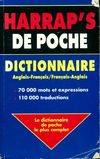 Dictionnaire français, English-French dictionary
