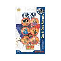 Wonder Woman 80th anniversary - Dice & token pack