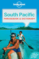 South Pacific Phrasebook  Dictionary - 3ed - Anglais
