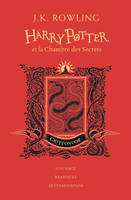 Harry Potter / Harry Potter et la chambre des secrets : Gryffondor : courage, bravoure, déterminatio, Gryffondor