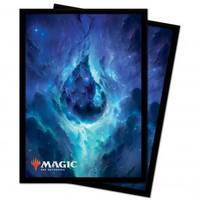 66x91mm - Standard Poker US - Celestial Island - Sleeves