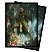 66x91mm - Standard Poker US - Zendikar Rising - Nissa - Sleeves