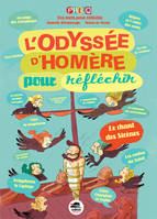 L'ODYSSEE D'HOMERE POUR REFLECHIR (COLL. PHILO)