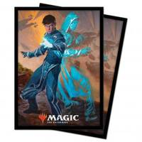 66x91mm - Standard Poker US - Zendikar Rising - Jace - Sleeves