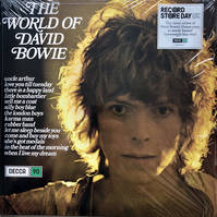 the world of David Bowie - Disquaire Day 2019