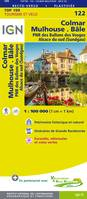 122, CARTE TOP 100 COLMAR MULHOUSE
