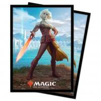 66x91mm - Standard Poker US - Zendikar Rising - Nahiri - Sleeves