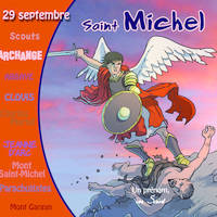 SAINT MICHEL (LIVRE AUDIO)