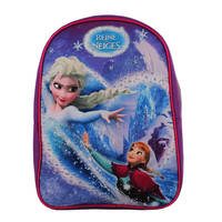 SAC A DOS REINE DES NEIGES LED