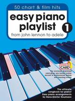 Easy Piano Playlist: Volume 1