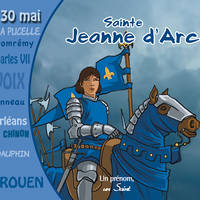 SAINTE JEANNE D'ARC (LIVRE AUDIO)