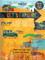 Let's Explore... Safari 1ed -anglais-