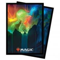 66x91mm - Standard Poker US - Zendikar Rising - Omnath - Sleeves