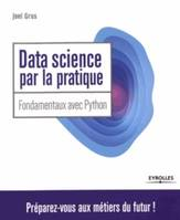 Data science from Scratch / principes avec Python