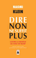 DIRE NON NE SUFFIT PLUS (BABEL) - CONTRE LA STRATEGIE DU CHOC DE TRUMP