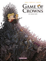 GAME OF CROWNS - T03 - KING SIZE