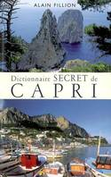 Dictionnaire secret de Capri