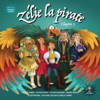 ZELIE LA PIRATE (CHAP 1)