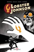 2, Lobster Johnson T02, La main enflammée