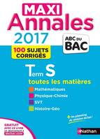 MAXI Annales ABC du BAC 2017 Term S