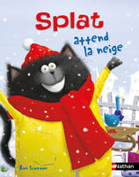 Splat le chat, 25, Splat attend la neige