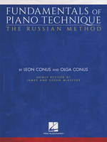 Fundamentals of Piano Technique-The Russian Method, Newly Revised by James & Susan McKeever