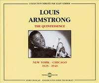 Louis Armstrong : The Quintessence : Coffret 2 CD