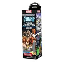 Fantastic Four Future Foundation - Booster de 5 figurines
