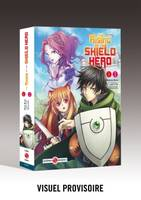 The Rising of the Shield Hero - écrin volume 01 - 02