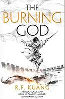 THE BURNING GOD (THE POPPY WAR, 3)