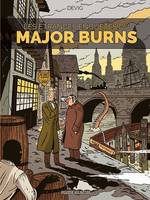 LES ETRANGES ENQUETES DU MAJOR BURNS - TOME 01