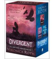 Divergent trilogy box set (1-3)