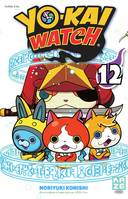 12, Yo-Kai Watch T12