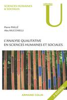 L'analyse qualitative en sciences humaines et sociales