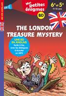 Mes petites énigmes - The London Treasure Mystery (6e-5e)