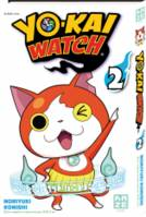 2, Yo-Kai Watch T02