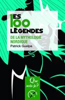 LES 100 LEGENDES DE LA MYTHOLOgie
