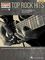 Top Rock Hits, Deluxe Guitar Play-Along Volume 1