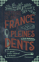 HISTOIRE DE FRANCE A PLEINES DENTS - LE GRAND ROMAN NATIONAL A SAVOURER