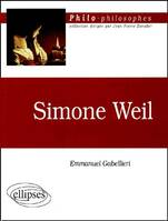 PHI.PHI.SIMONE WEIL