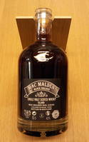 Mac Malden - Black Malden Single Malt Scotch Whisky (Island) 43% 50cl