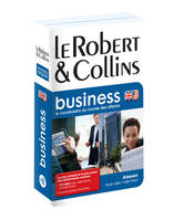 Dictionnaire Le Robert  Collins anglais Business