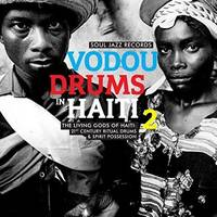 Voudou Drums In Haiti 2