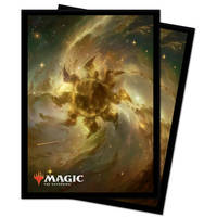 66x91mm - Standard Poker US - Celestial Plains (100) - Sleeves