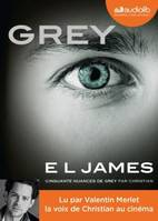 Grey : 2 cd Mp3