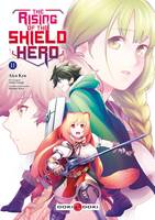 The Rising of the Shield Hero-vol. 11