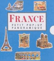 PETIT POP-UP PANORAMIQUE - LA FRANCE